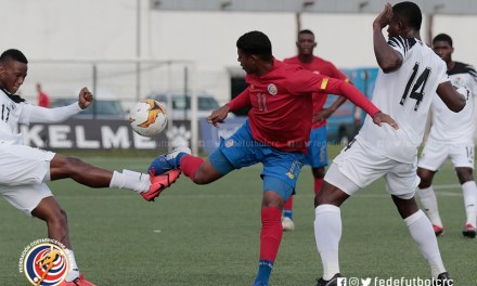 Tricolor clasifica de primeros a semifinales de Torneo sub 18