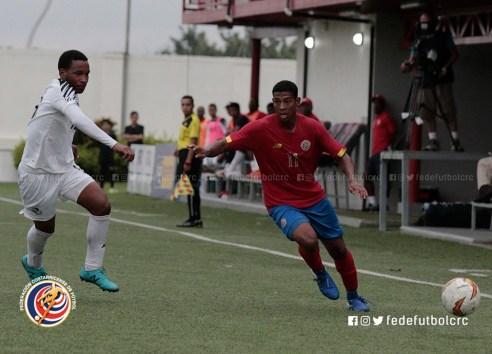 CRC vs PAN Sub 18 octubre 2019 3