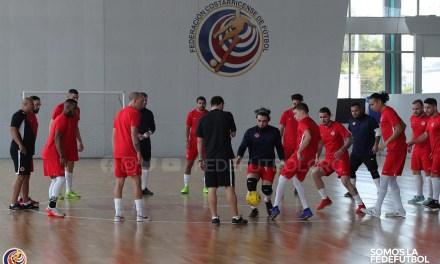 Canadá ya está en el país para enfrentar a la Sele de Futsala