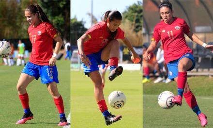 Un mundial en casa: Selección Sub 20 Femenina cuenta los días para el debut