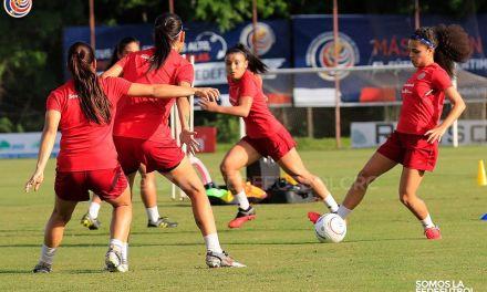 Sele Sub-20 Femenina enfocada en retomar ritmo
