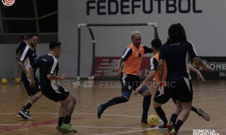 Torneo de Copa le caerá muy bien a los trabajos de la Sele de Fútbol Sala