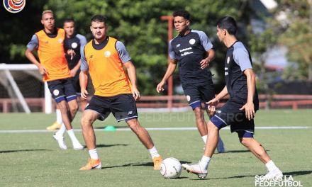 Selección Preolímpica se fogueará contra Honduras