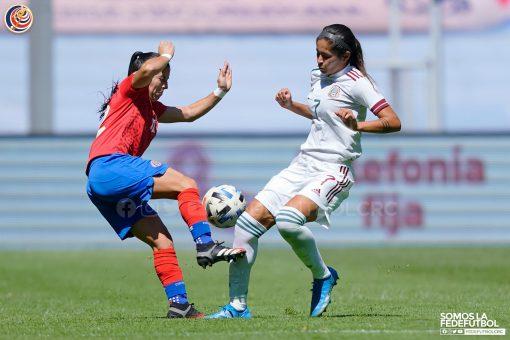 Lixy Rodriguez fogueo CRC vs MEX febrero 2021 scaled