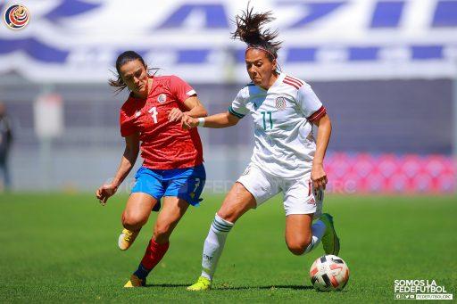 Melissa Herrera fogueo CRC vs MEX febrero 2021 scaled