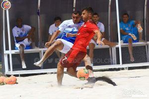 CRC vs Suiza Sele de Playa marzo 2021 2
