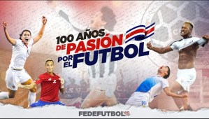 100 anos de pasion por el futbol Centenario