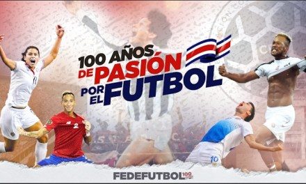 1 de junio marca el arranque del Centenario de la Fedefútbol