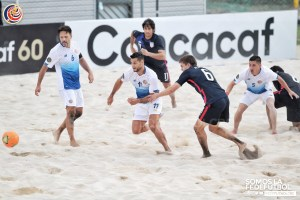CRC vs USA Eliminatoria Futbol Playa 2021