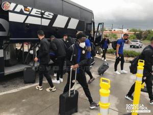 La Sele llega a Denver USA mayo 2021