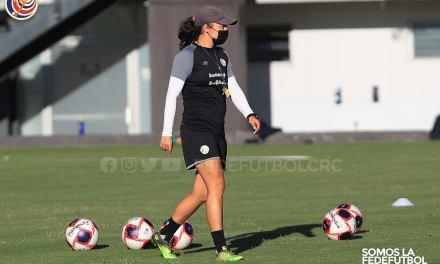 Microciclo le deja buenas sensaciones a Amelia Valverde previo a la fecha FIFA