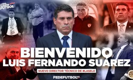 Suárez es el elegido para La Sele