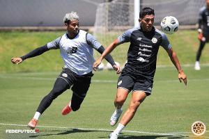 Alonso Martinez y Ariel Lassiter Sele Mayor julio 2021