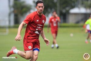 Bryan Oviedo junio 2021
