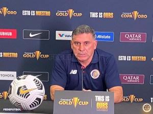 Luis Fernando Suarez julio 2021