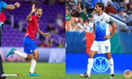 Celso y Bryan: dos grandes referentes imponen récords en la Copa Oro