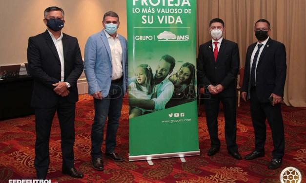 Grupo INS continuará asegurando a las selecciones nacionales de fútbol