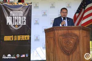 Ligas Atleticas POliciales 5