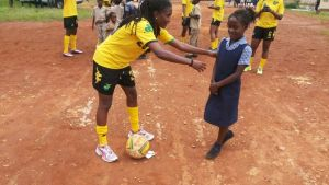 Football for Freddom