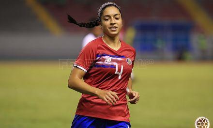 Tricolor Femenina probó la realidad que se topará en la eliminatoria