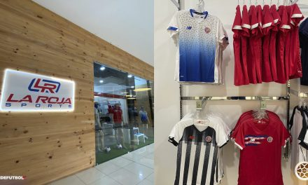 La Roja es la tienda oficial de La Sele
