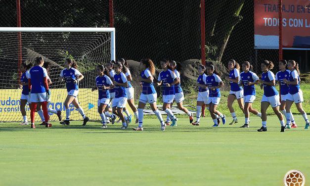 """Tricolor Femenina: """"Aprovechar esta fecha FIFA nos va a beneficiar"""""""