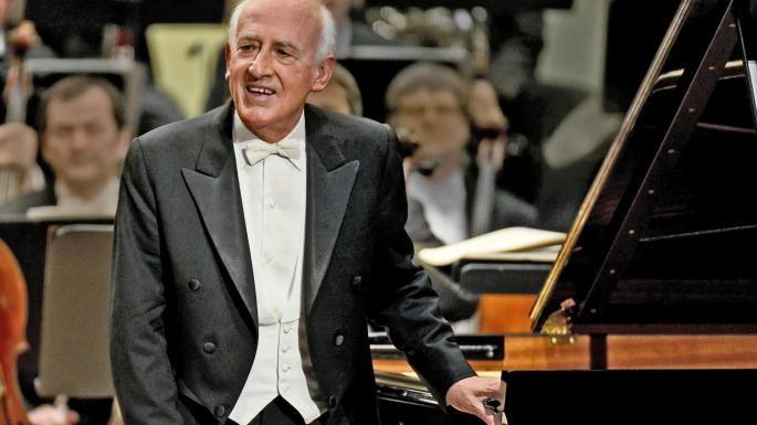 Maurizio Pollini a Roma e Palermo