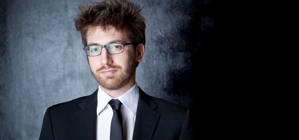 Gabriele Carcano il 29 novembre a Torino