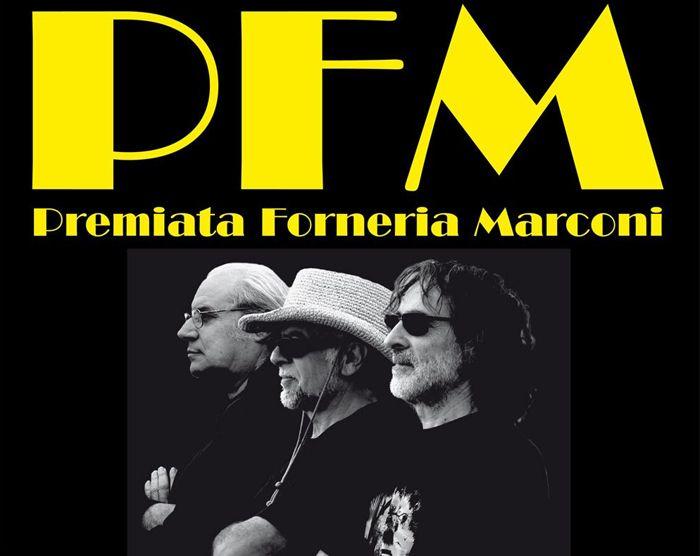 La PFM torna in concerto!
