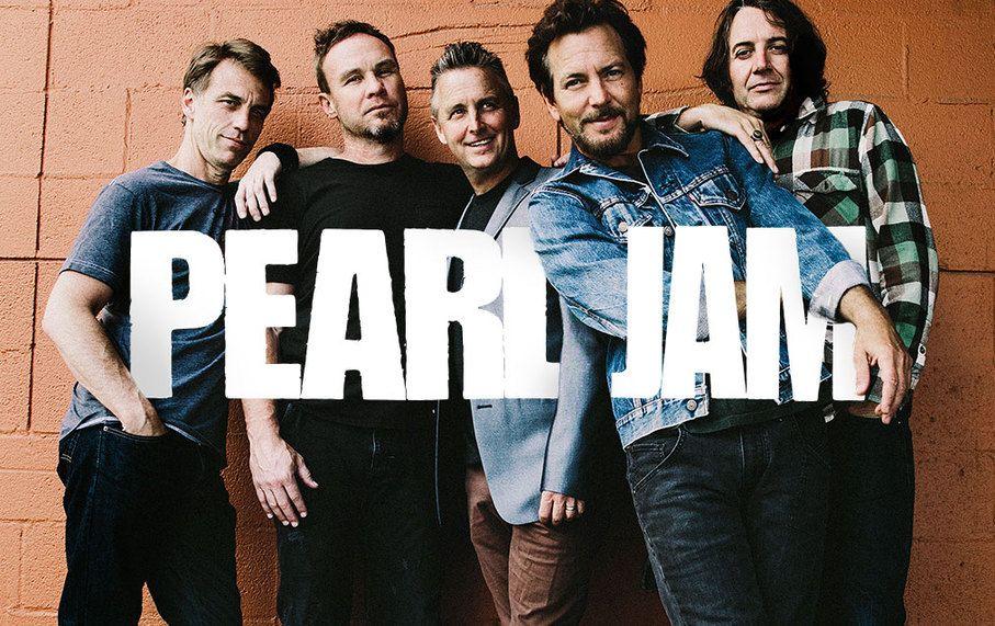 I PEARL JAM in Italia con tre concerti evento!