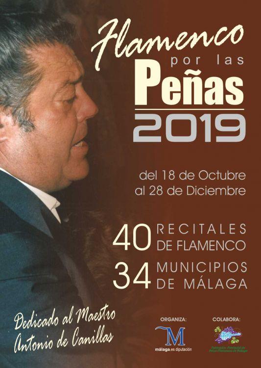 Flamenco por las Peñas 2019
