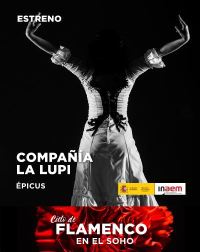 El Teatro del Soho de Málaga aplaza su Ciclo Flamenco a abril y mayo 4