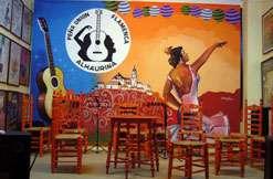 Peña Flamenca Almáchar