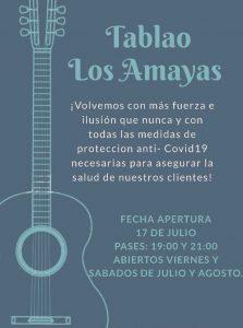 reabre el tablao flamenco los amayas