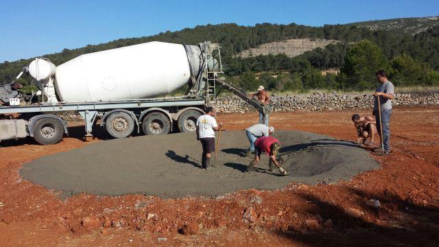 04. Alisado de cemento