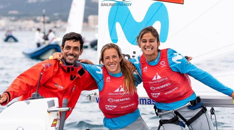 Cantero y Granda obtienen buenos resultados en Marsella