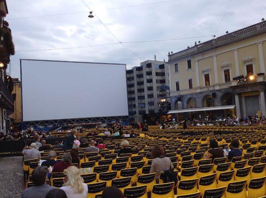 Locarno piazza Grande foto di Paolo Centofanti