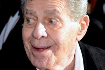 Jerry Lewis Cannes 2013