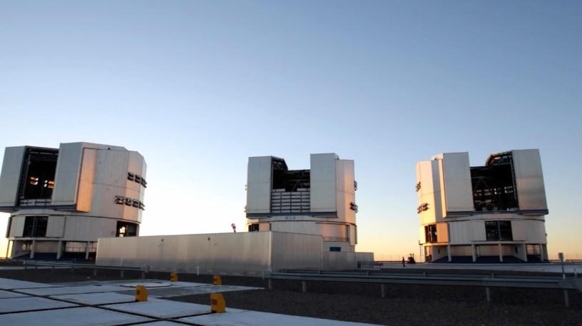 ESO European Sothern Observatory