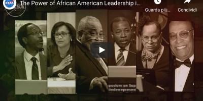 Nasa tavola rotonda leadership afroamericani