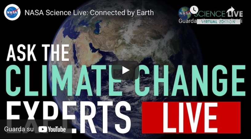 Nasa-chiedi-ai-climatologi