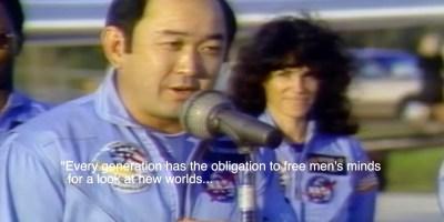 Nasa-astronauti