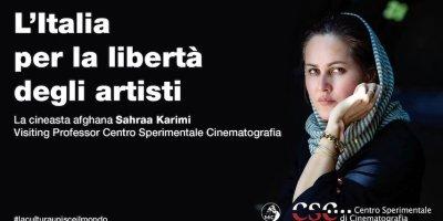 Afghanistan-regista-Sahraa-Karimi