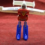 1980's EJS 007 AIR-ROBOT – NEAT TRANSFORMING TOY