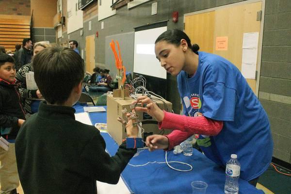 Annual Federal Public Schools Stem Exploration