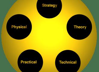 FWTS   The Five Martial Elements