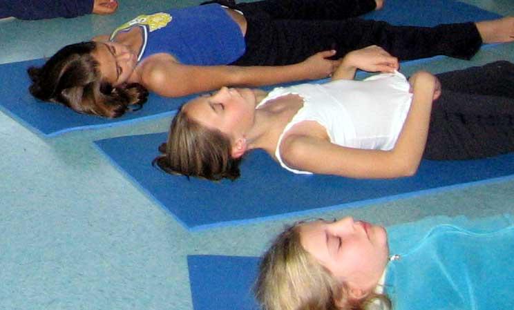 yoga ecole