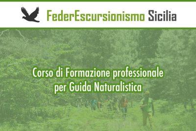 Corso di formazione per Guida Naturalistica – Palermo