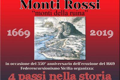 Anniversario 350 anni dall'eruzione del 1669
