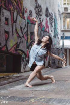 Bio Federica Gargano - Choreographer, Dancer, Model, Athlete Yoga